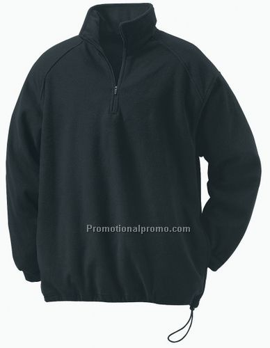 MEN37459 MICROFLEECE HALF-ZIP