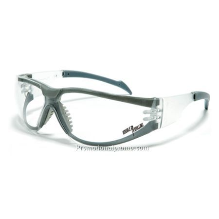 TAFCO SAFETY GLASSES - Clear Lenses