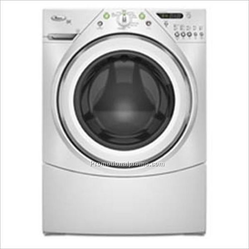 Whirlpool Duet Washer - White on White