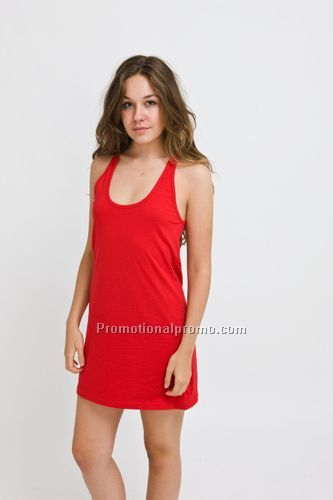 Red Tank Top Dress Photo Album - Reikian