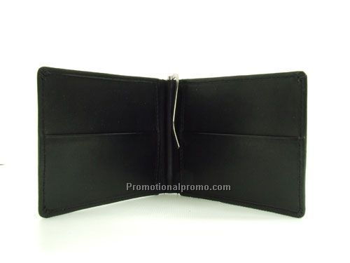 credit card holder money clip. Bi-Fold Money-Clip / 2 Credit