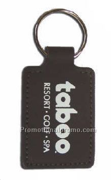 Cowhide Leather Key Fob