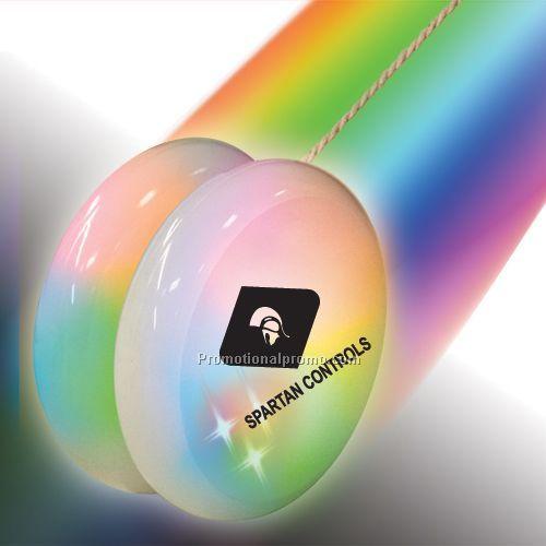Twirlglo Rainbow Yo-Yo