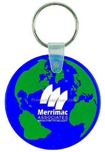 WORLD KEY TAG