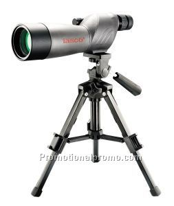 World Class 15-45X40 Zoom Spotting Scope with Car Window Mount and Tripod
