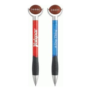 Football Stressball Pen