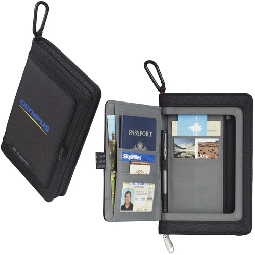 High Sierra Tahoe Passport Wallet