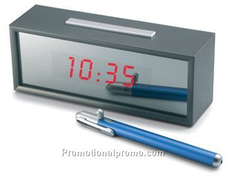 Futura desk alarm clock