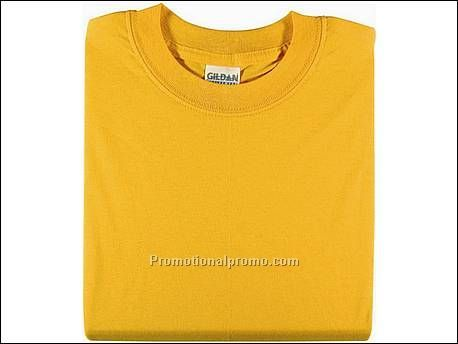 Gildan T-shirt Heavy Cotton, 24 Gold