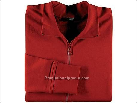 Hanes Jacket City, Dark Red