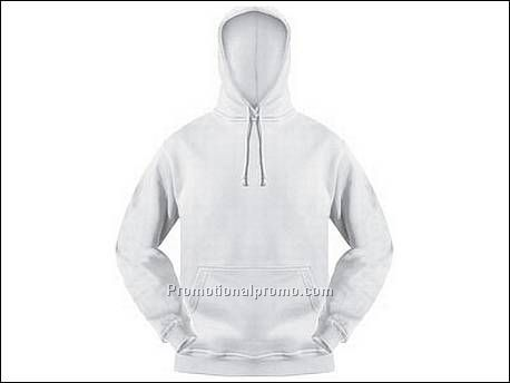 Hooded Sweater Hooded SW White/600