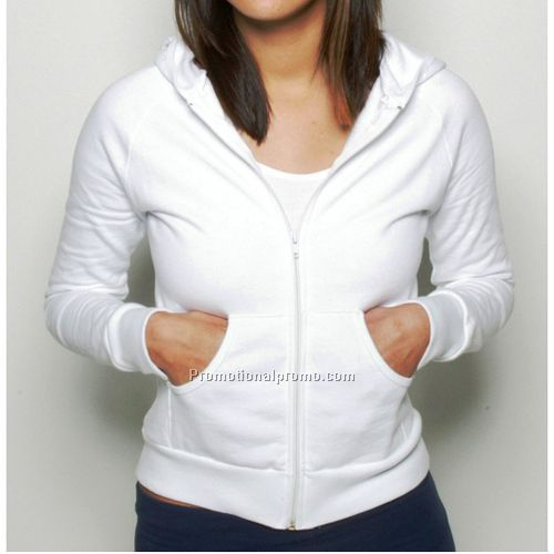 Jacket - Fleece Full Zip Hood