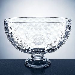 Italian Crystal Golf Trophy C-3992
