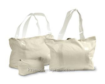 Canvas cotton shopper bag