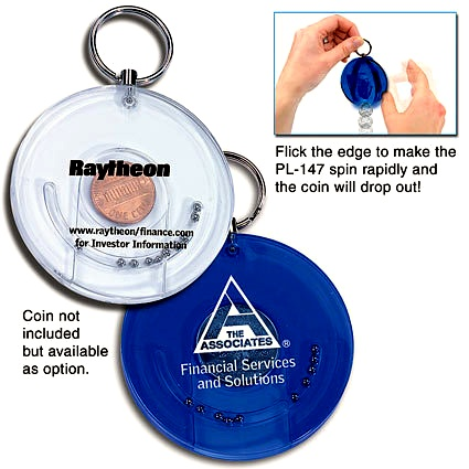 MAGIC COIN KEY HOLDER