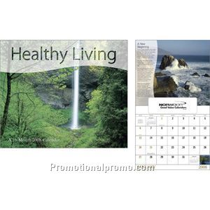 Healthy Living - Window
