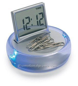 Tact. 4in1 touch screen clock