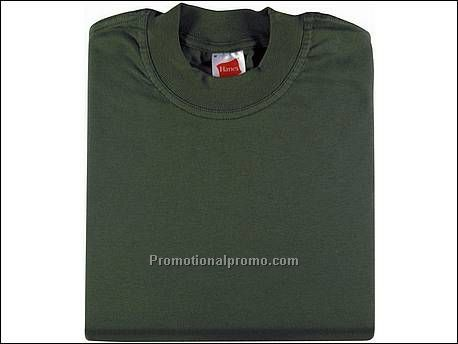 Hanes T-shirt Beefy-T S/S, Forest Green