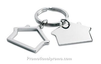 House shape keyholder