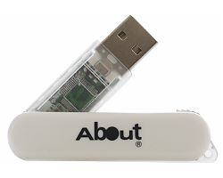 Swivel USB Flash Drive UB-1605WT