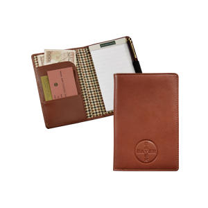 Cutter & Buck Leather Jotter