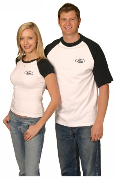 Two Tone Promotional T Shirt
