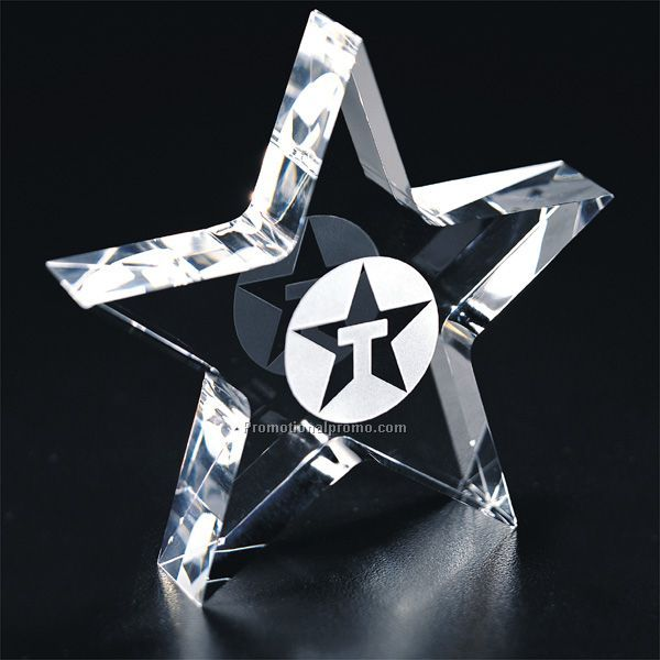 Star Paperweight C-676