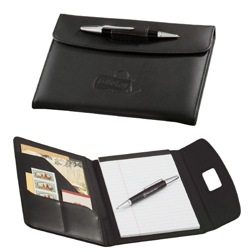 Millennium Leather Jr. Writing Pad w/ EquadorTwist
