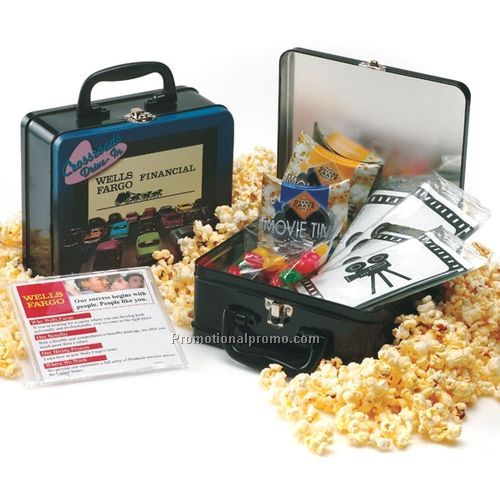 Movie Night Lunch Box