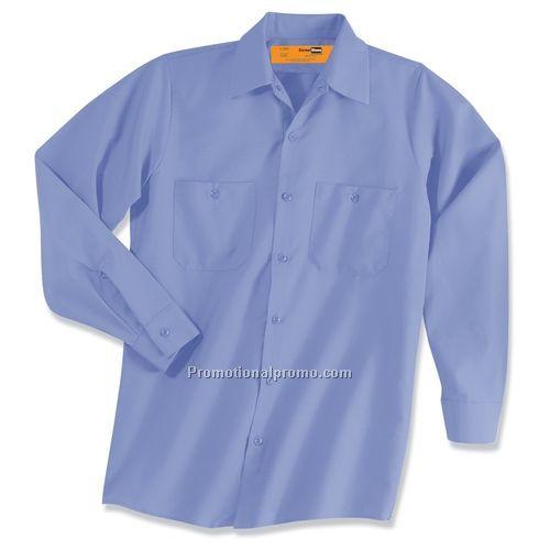Dress shirt forsyth the freedom button down collar 33 for Custom work shirts cheap