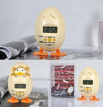 Duck alarm clock