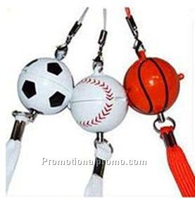 Football/ tennis/ basketball anti-wolf implement