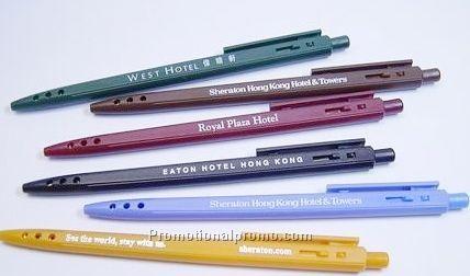 Cheap plastic ballpoint pen, Promotional ballpoint pen