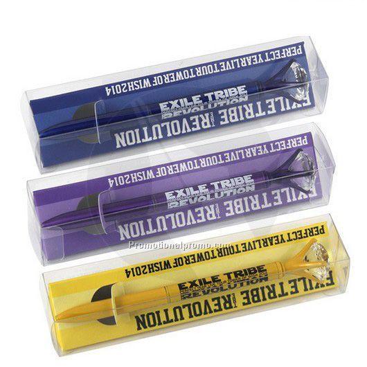 Custom high-end ballpoint pen