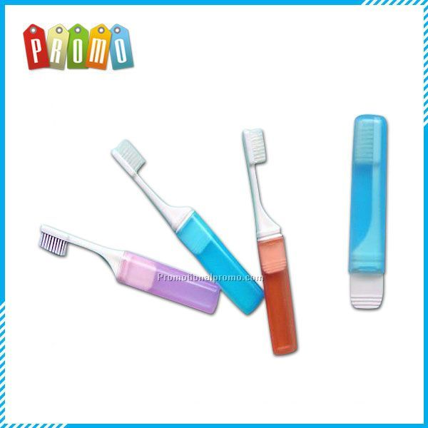 promotional Travel Toothbrush With Sleeve