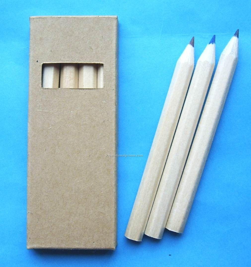 Promotional 4 color pencils set