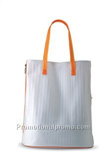 Frost PVC shopper bag