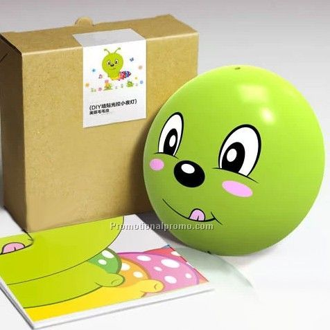 Light-operated cartoon led light, creative gift, led lamp