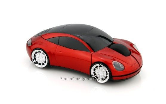 Custom Made 2.4Gh Wireless Car Mouse