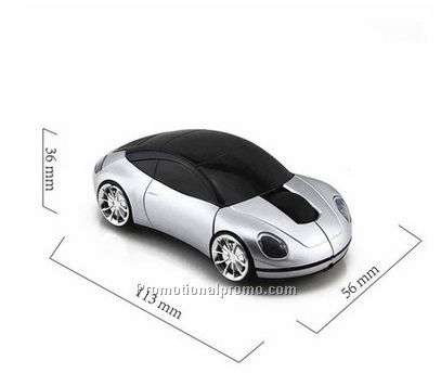 Car Shaped Wireless Optical Mouse, Unique Wireless Mouse