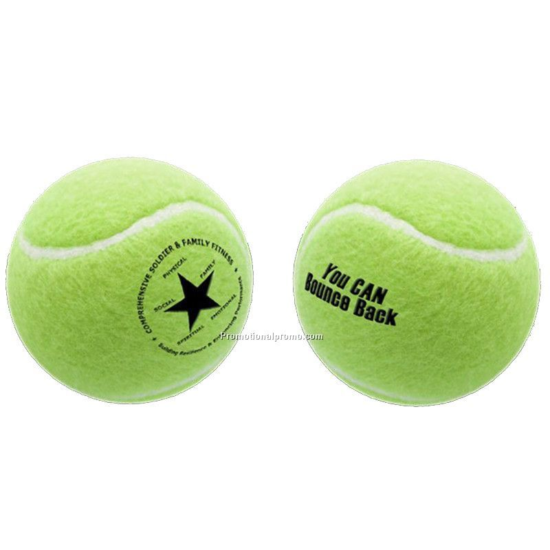 High quality Pressurized Branded Practice tennis ball