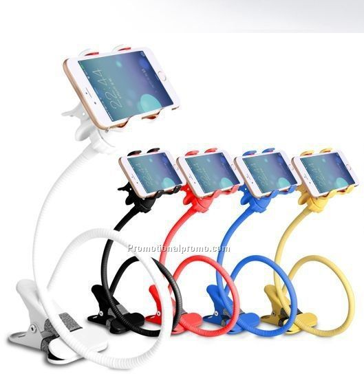 Flexible Lazy Bone Mobile Phone Mount Mobile Phone Stand Mobile Phone Holder
