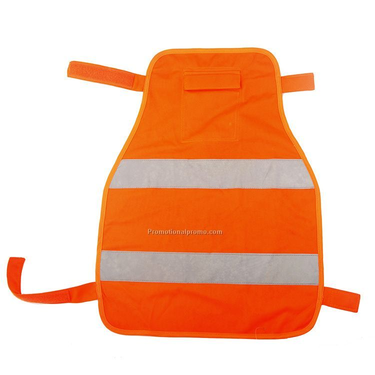 Pet reflective safety vest