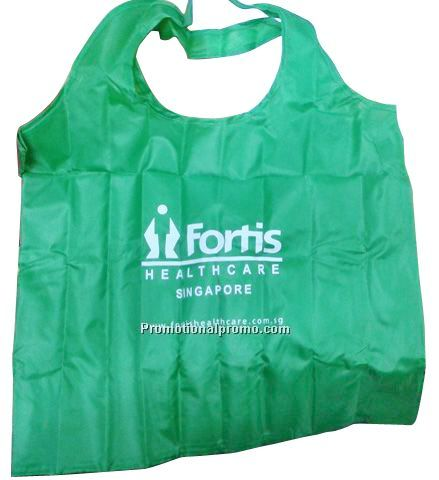 Folding shopping bag, Customized shopping bag
