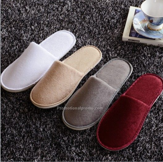 Reusable hotel slipper