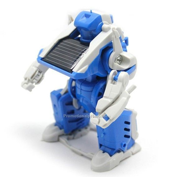 3-in-1 solar Transformers toy