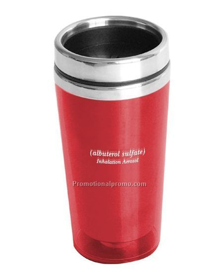450ml Red Stainless steel mug