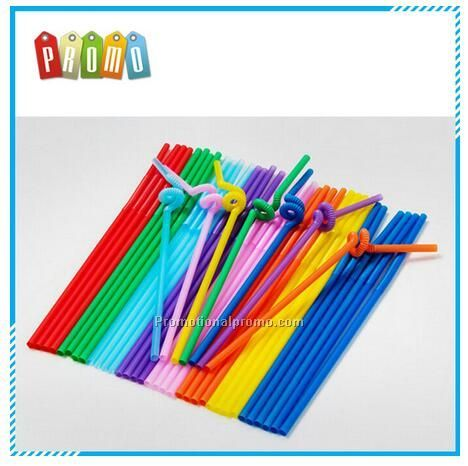 Wholesale food grade plastic drinking straw, Juice drink straw
