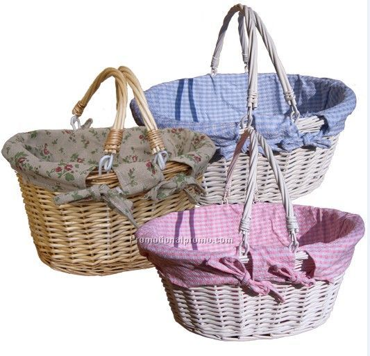natural basket wicker basket