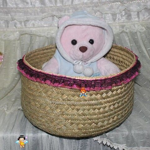 Handwork Straw Basket